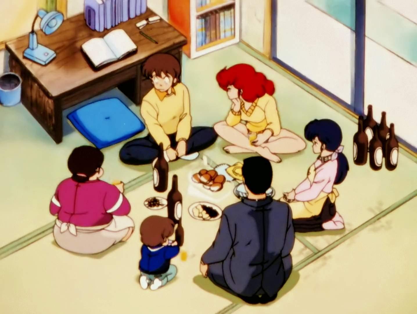 MaisonIkkoku-TV1-SS2-O Maison Ikkoku Season 1 Review
