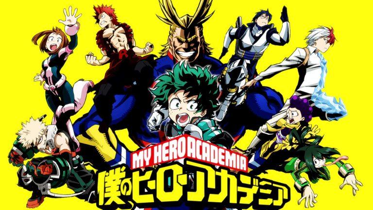 MyHeroAcademia-WP1-O-768x432 My Hero Academia Season 1 Review