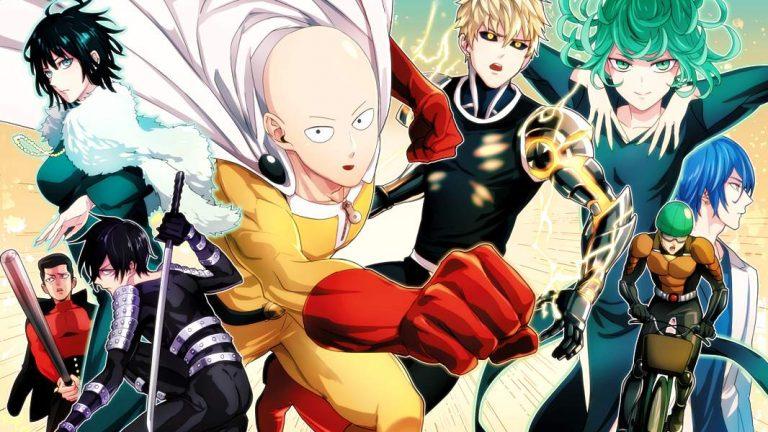 OnePunchMan-Header-TV1-600-768x432 Anime by Genre