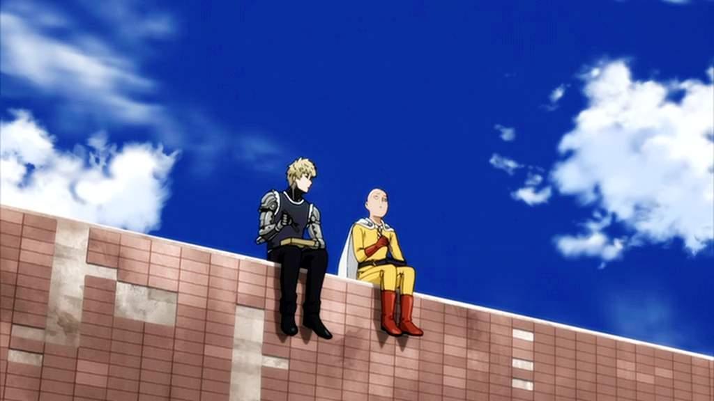 OnePunchMan-OVA1-SS6-O One-Punch Man OVA 1 Review