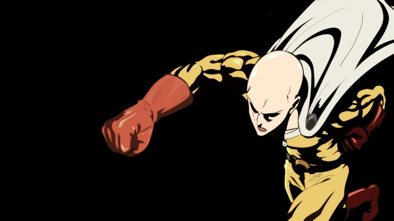OnePunchMan-WP2-O-768x432 One-Punch Man OVA 1 Review