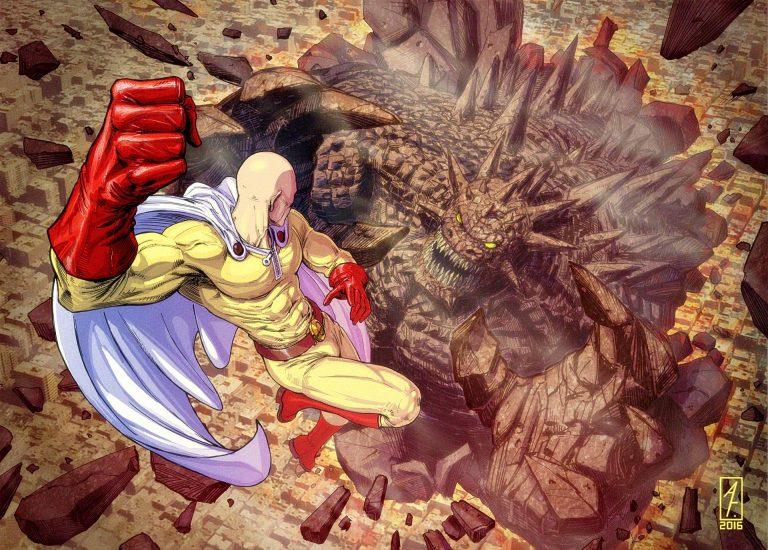OnePunchMan-WP32-O-768x550 One-Punch Man OVA 1 Review