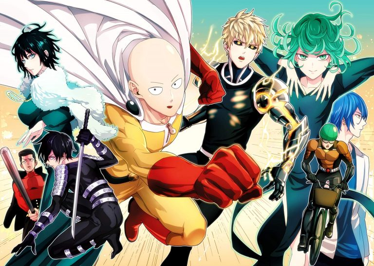 OnePunchMan-WP8-O-768x546 One-Punch Man OVA 1 Review