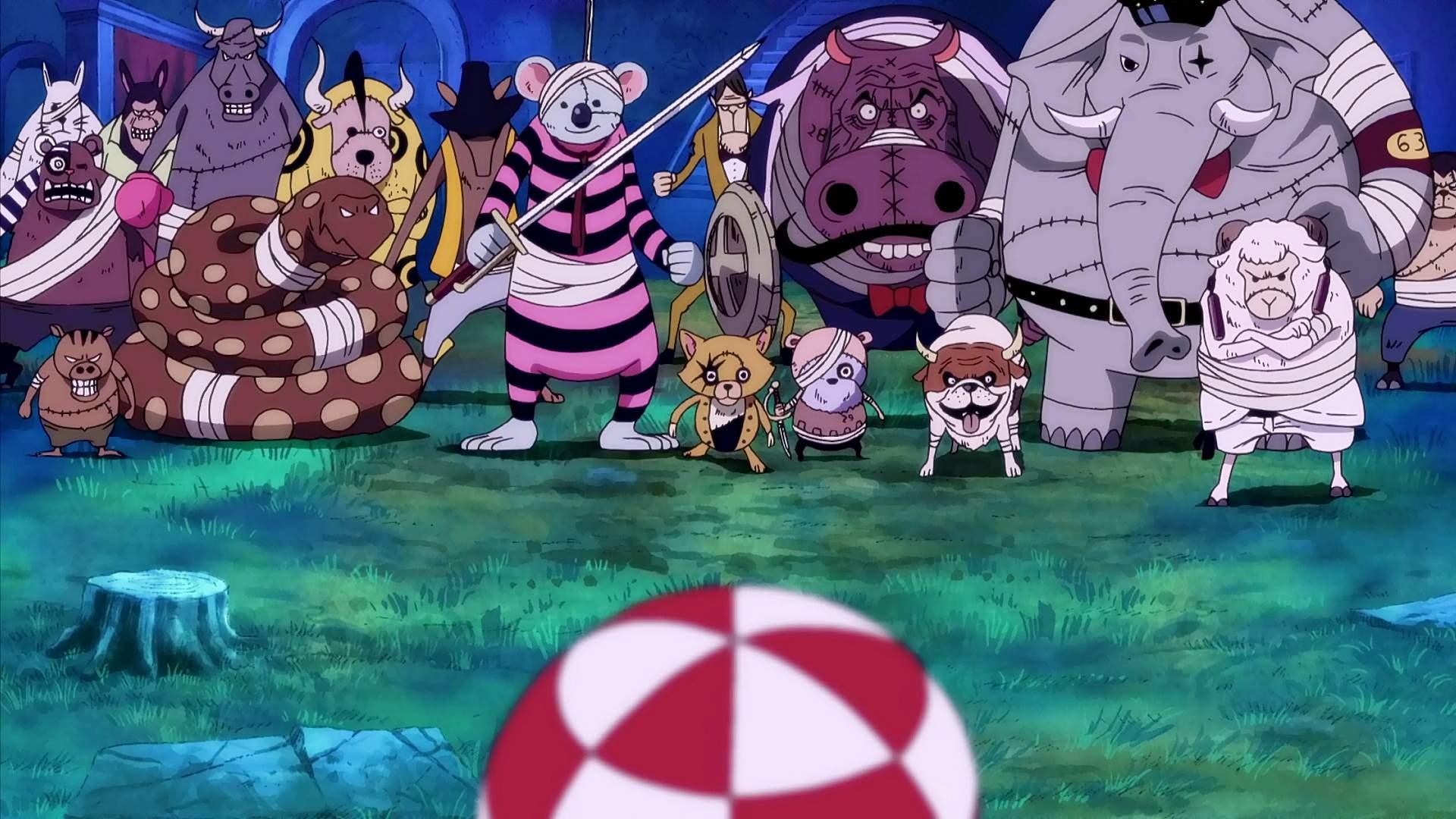 Onepiece-TV10-SS4-O One Piece Season 10 Review