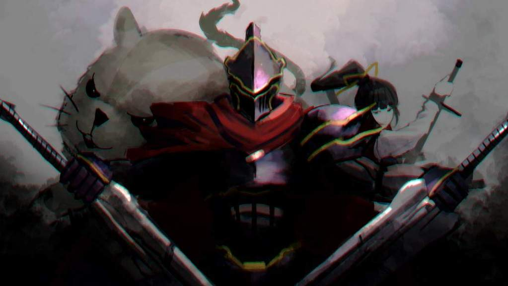 Overlord-WP4-600 One-Punch Man OVA 1 Review