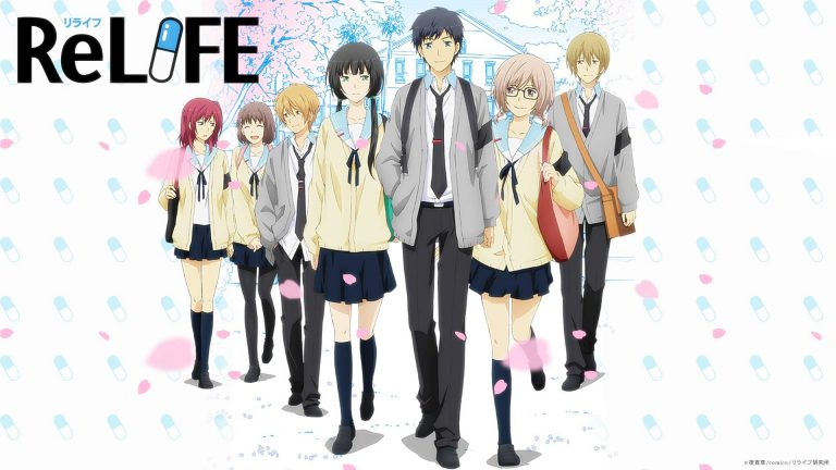 ReLIFE-WP9-O-768x432 ReLIFE OVA Series 1 Review