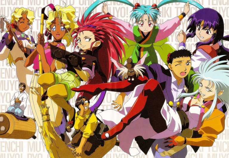 TenchiMuyo-WP2-O-768x530 Tenchi Muyo! War on Geminar OVA Series Review