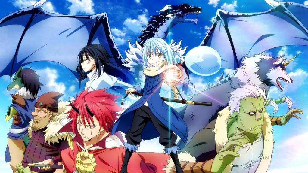 ThatTimeIGotReincarnatedAsASlime-WP10-600 Sword Art Online Movie 1 Review