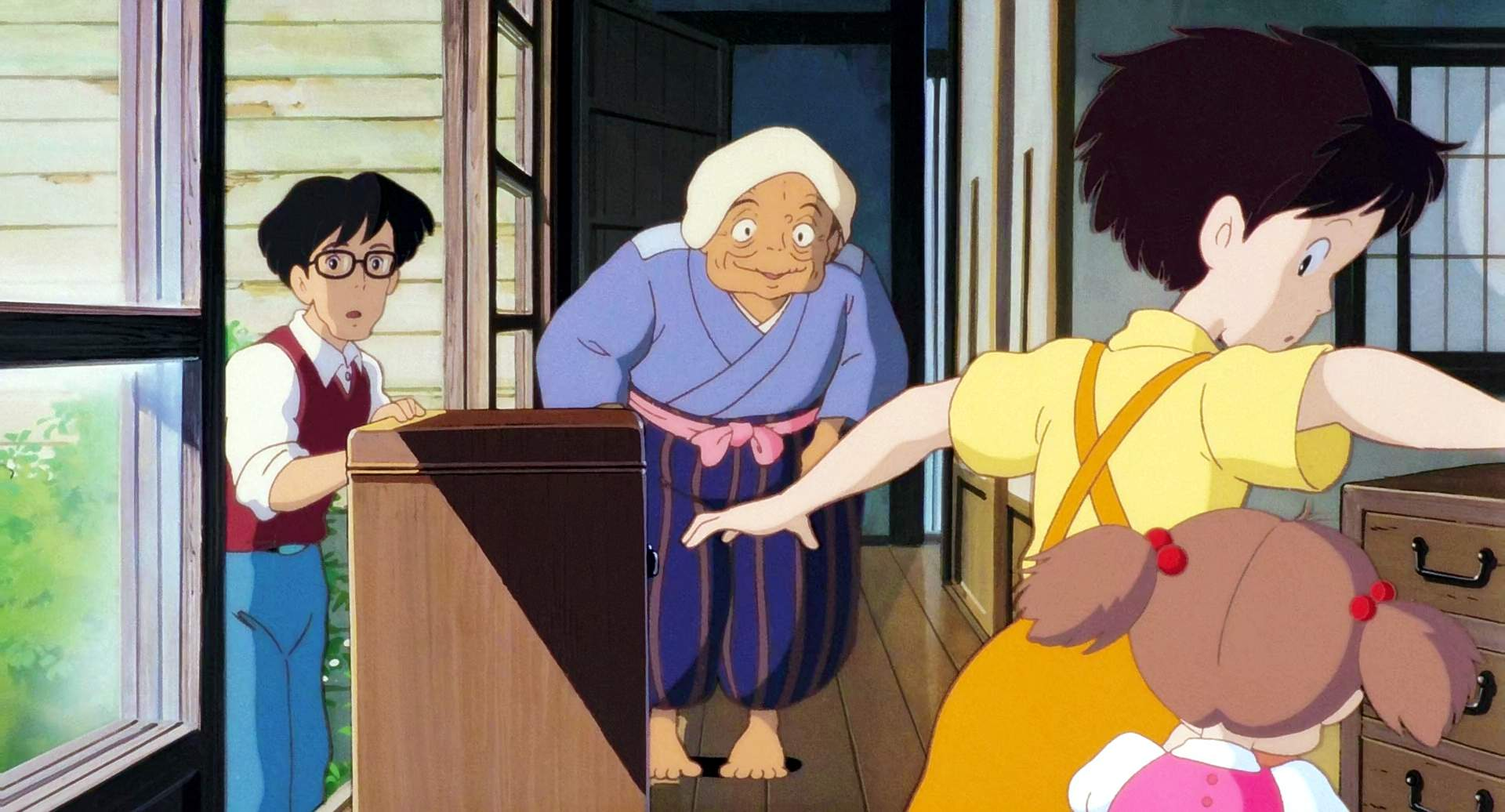 Totoro-Movie1988-SS2-O My Neighbor Totoro Movie Review