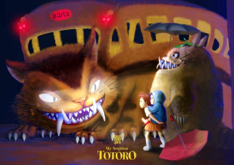 Totoro-WP17-O-768x543 My Neighbor Totoro Movie Review