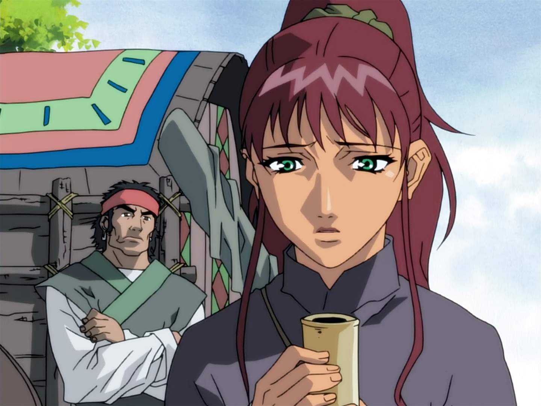 The Twelve Kingdoms Season 1 Review » Anime-TLDR com