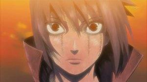 new sharingan from Naruto Shippuuden 141