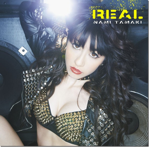 Nami_Tamaki_-_REAL_(Limited_CD DVD_Edition)