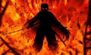 鬼滅之刃:大佬繪制九柱月下剪影,畫風炫酷。