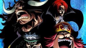海賊王:為何紅髮可以「腳踏兩條船」,通吃五老星與海賊?