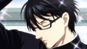 日媒公開動畫中最強的戴眼鏡帥哥角色排行,安藝倫也意外登頂!