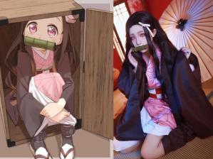超萌蘿莉現身日本漫展,看到周圍的人群,就連我都有些羨慕了。