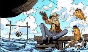 海賊王:最強廚子山治的扉頁故事!除了做菜,山治還做這些事情。