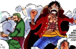 海賊王:尾田為阿普一方設定隱藏角色,分別是蜜蜂小隊和識破小組。