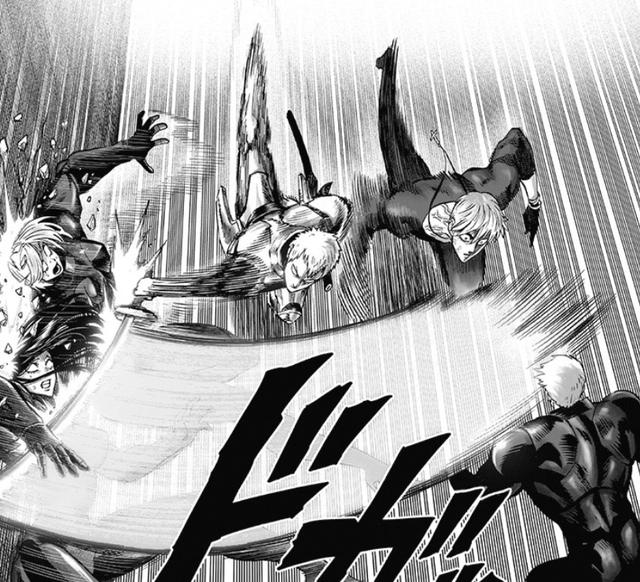 一拳超人已停更一月,原因是三場戰斗重繪