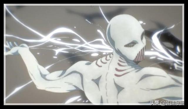 進擊的巨人最終季:艾倫和利威爾畫風巨變,戰錘巨人是純白色巨人