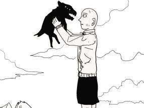 一拳超人:埼玉稱贊童帝的狗真棒,他也想養一只,這就是細節填坑