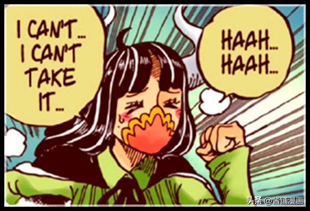 海賊王983話情報:烏爾緹是厚頭龍果實形態,腦袋非常堅硬