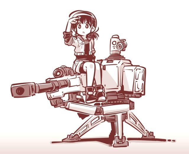 男主的「媽媽」是機器人美少女,這樣的老媽你喜歡嗎?