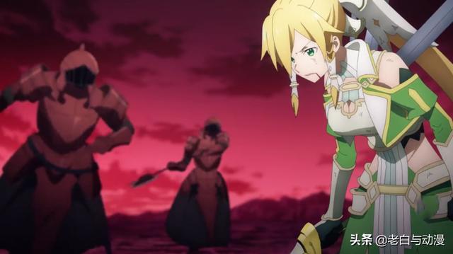 刀劍神域WoU:直葉救人後自信過頭,結果被打臉了