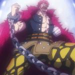 海賊王942集:基德再次登場,為了基拉而被抓,讓人感動