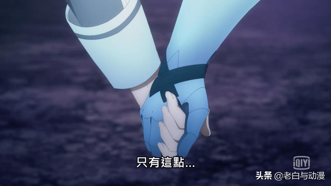刀劍神域:又有一對在戰場上牽手成功,她曾經還向尤吉歐表白過
