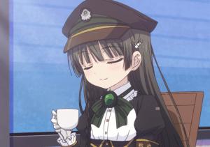 機車化作未熟少女,這泡面番果然是男人的浪漫!諸君,我喜歡火車