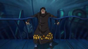 海賊王:特拉男被這3人虐過,被捏心臟被斷手,羅不戰損就不反擊