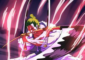 海賊王:賞金最高的6位劍士,和鷹眼打平手的紅发第二,索隆墊底