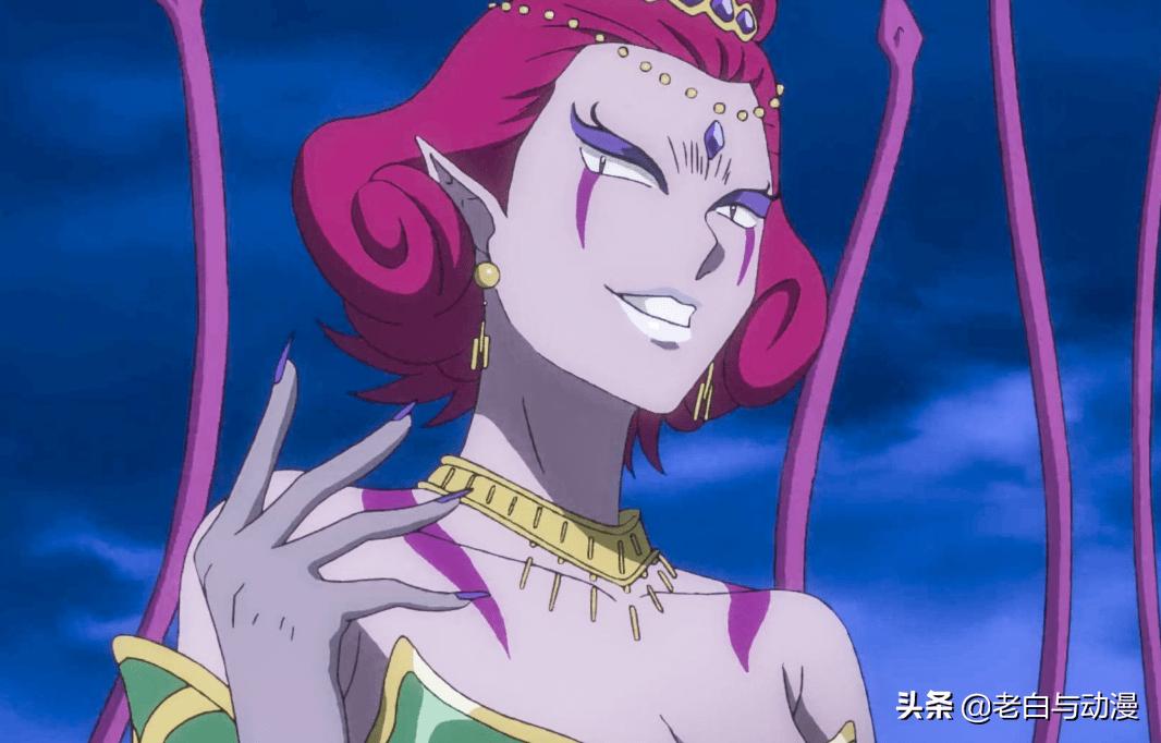 半妖的夜叉姬:殺生丸搶走女禍七彩珍珠,把珍珠給自己女兒用