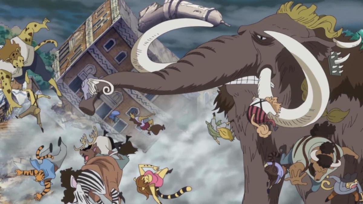 海賊王:凱多團有 9個古代種,6個是龍龍果實,最強的還是三災
