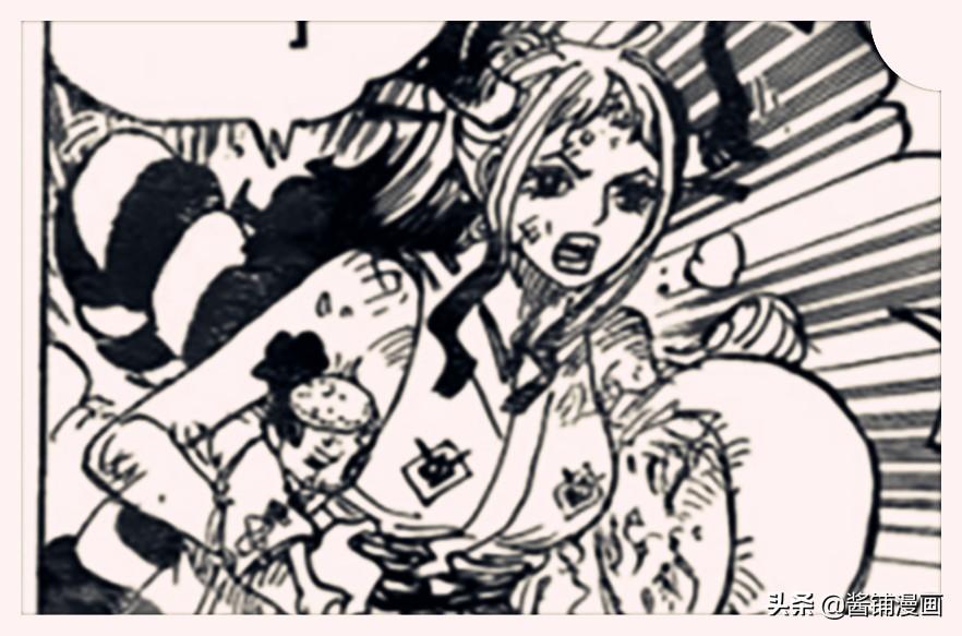 海賊王999話:艾斯告知大和5位超新星很強,大和知曉卡文迪許