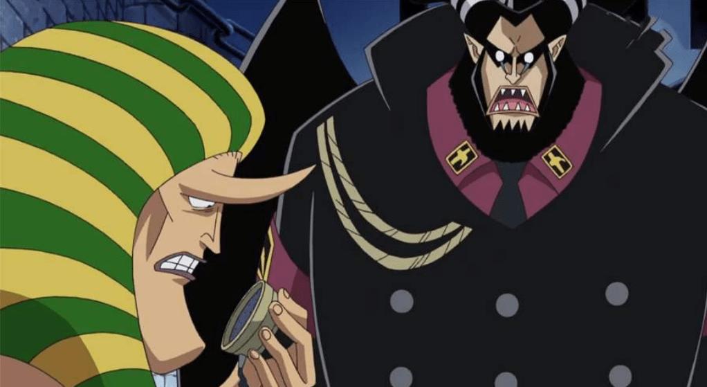 海賊王:尾田很少對眉毛下毒手?除了山治以外,這3位也是受害者