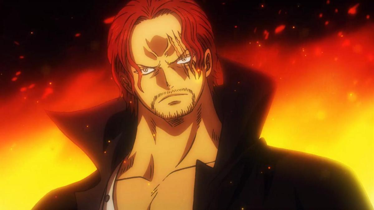 海賊王裡至少有6位紅發,尾田說的即將登場的紅發最可能是香克斯
