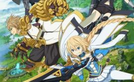 Hangyakusei Million Arthur 2nd Season الحلقة 1