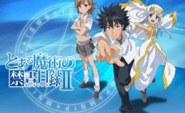 Toaru Majutsu no Index II الحلقة 1
