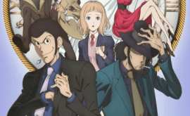 فيلم Lupin III: Goodbye Partner