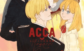 اوفا ACCA: 13-ku Kansatsu-ka – Regards