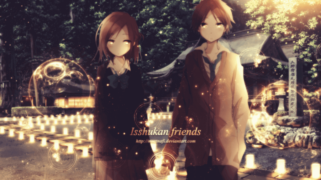 Isshuukan Friends BD Subtitle Indonesia Batch