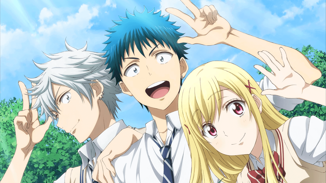 Yamada-kun to 7-nin no Majo BD Subtitle Indonesia Batch