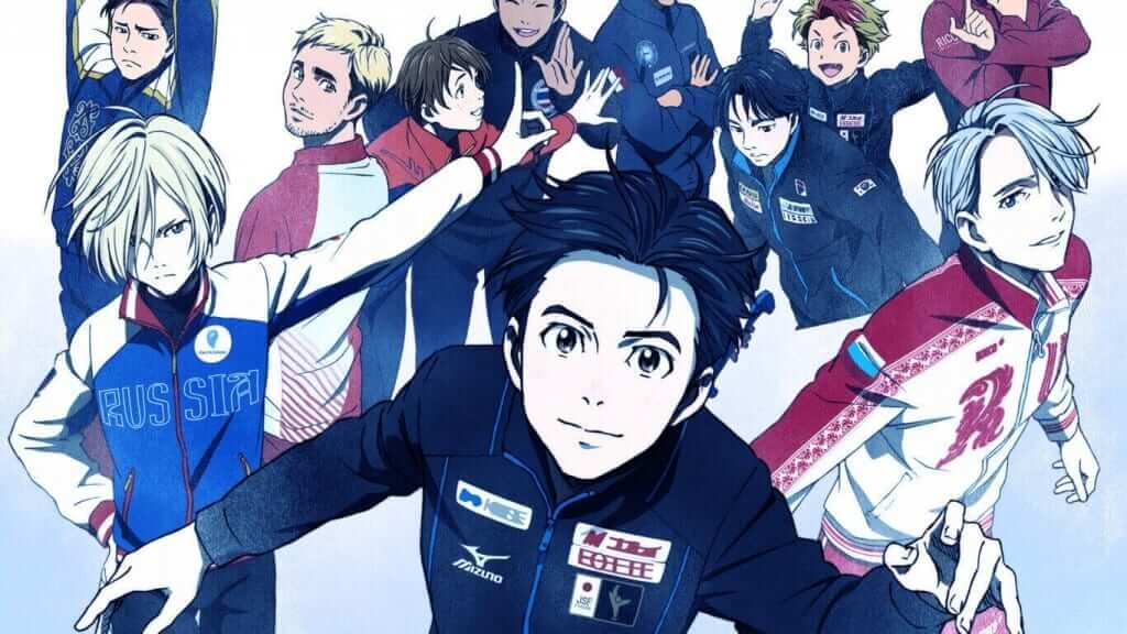 Yuri!!! on Ice BD Subtitle Indonesia Batch