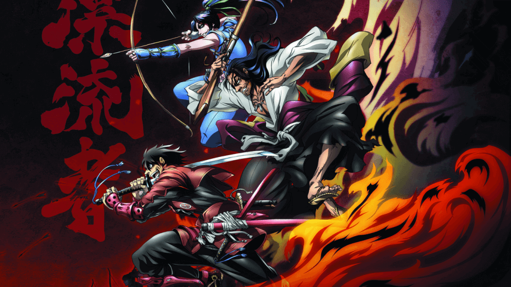 Drifters BD Subtitle Indonesia Batch