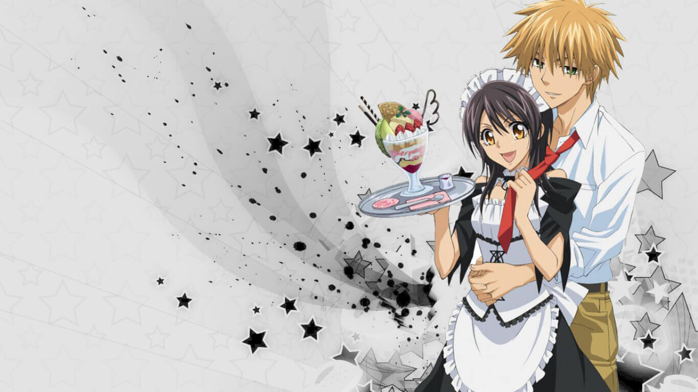 Kaichou wa Maid-sama! BD Subtitle Indonesia Batch