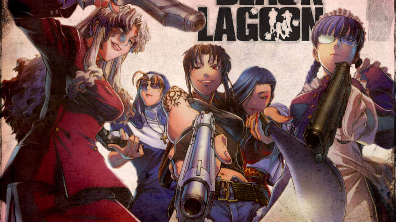 Black Lagoon (S2) BD Subtitle Indonesia Batch