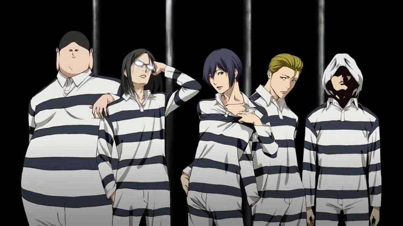 Prison School BD Subtitle Indonesia Batch